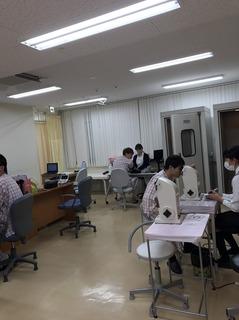 【各種行事】 2019.05.09 4月生健康診断
